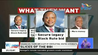 Block Ruto? Analysts look at what is in BBI for Raila and Uhuru