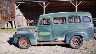 1950 L110 International Travelall