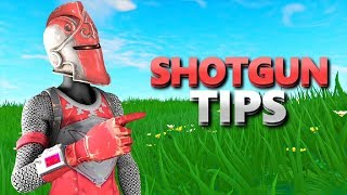 Advanced Console Shotgun Guide | Improve Shotgun Aim In Fortnite | Console Fortnite Tips