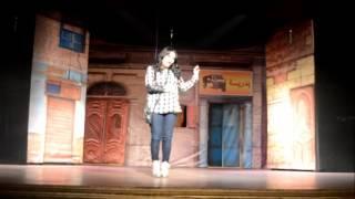 أخبار اليوم | بدرية طلبة تخرج عن النص فى العرض المسرحى