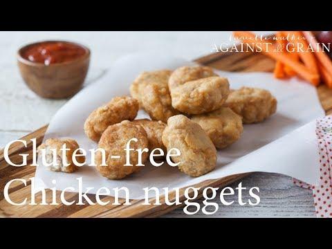 Homemade Gluten-free Chicken Nuggets Recipe | Danielle Walker