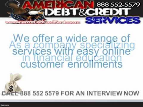 Financial Services Sales Agent | 888 552-5579 | Financial Services Sales  Agent