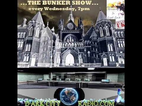 Marc Stevens on The Bunker Show - From the Old Bailey Bunker - 29 04 2015