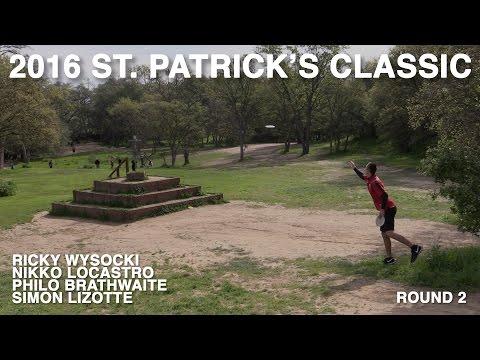PHP #17a - St. Patrick's Classic, 2016 - Round 2 (Wysocki, Locastro, Brathwaite, Lizotte)
