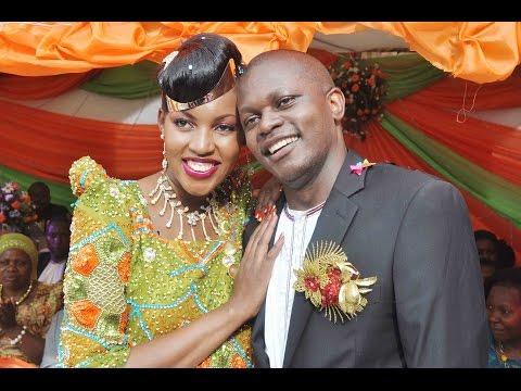 Megan Introduces Sam.Filmed and produced by MK Media Uganda (Mbaga, Kwanjula,wedding)