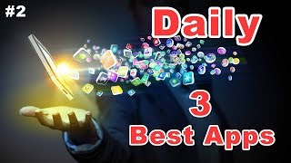 #2 Best 3 Top Android Apps of july 2018 - Daily 3 Best Apps 2018 - Mezzo Buzz