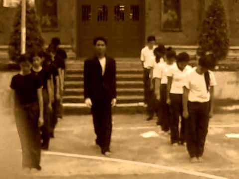 Mi Ultimo Adios by: Dr. Jose P. Rizal performed by Literature students Group 1 in CDSGA