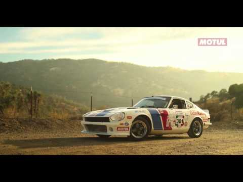 La Carrera Panamericana Stories | Taz Harvey