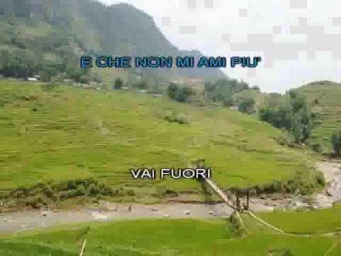 La valle senza eco [KARAOKE]