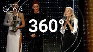 El discurso de Benedicta Sánchez al ganar el Goya a actriz revelación | Goya 2020