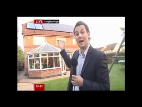 Solar Solutions 2020 (BBC Breakfast News)