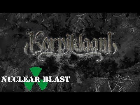 KORPIKLAANI - Kuin korpi nukkuva (OFFICIAL LYRIC VIDEO)