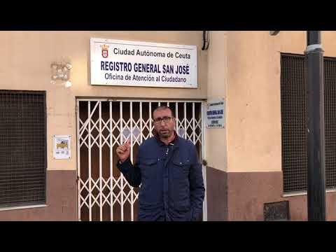 Caballas denuncia el cierre indefinido de la oficina de Registro del Morro