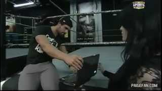FCW 02/19/2012 - Paige debuts; Announcement for the FCW Superstars
