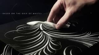 Jake Weidmann's Signature Ergonomic Oblique Penholder