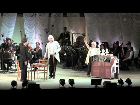 "Ojai Music Festival 2014: World Premiere of ""The Classical Style: An Opera (Of Sorts)"""