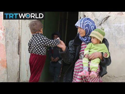The War in Syria: Fighting and food shortages in Eastern Ghouta