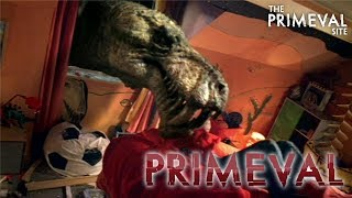 Primeval: Series 1 - Episode 1 - The Gorgonopsid Attacks in Ben's Bedroom (2007)