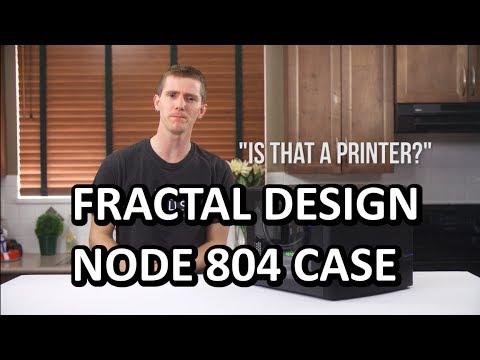 Fractal Design Node 804 Cube Case