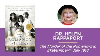 The Murder of the Romanovs in Ekaterinberg, July 1918