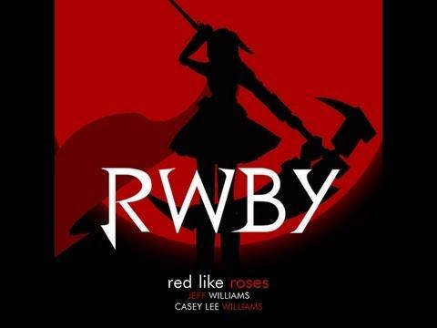 red like roses rwby karaoke s