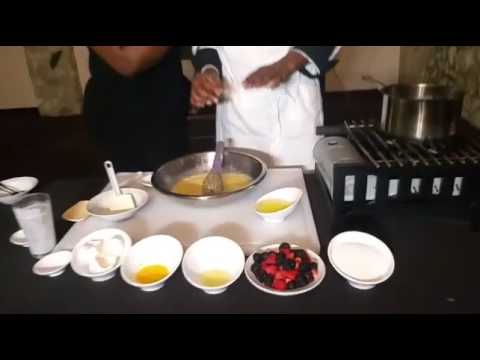 Culinary Vacation St. Croix