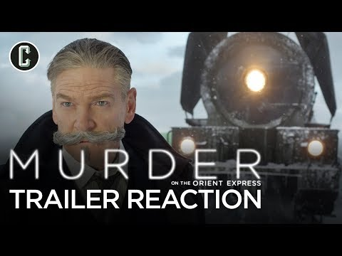 Murder on the Orient Express Trailer #2 Reaction & Review