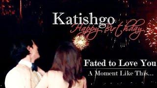 Fated to love you � ℳℴᶆℯחţ ℒίᶄℯ Ţhίȿ // for Katishgo