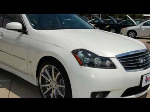 pre owned 2008 infiniti m45 grapevine tx youtube. Black Bedroom Furniture Sets. Home Design Ideas