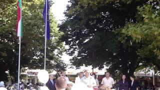 Бойко Борисов за добива на шистов газ в гр. Добрич