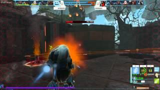 Super Monday Night Combat - Tank Gameplay