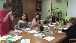 видео арт терапия для беременных