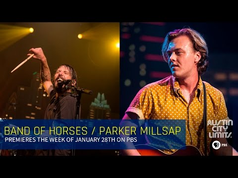 Band of Horses and Parker Millsap on Austin City Limits
