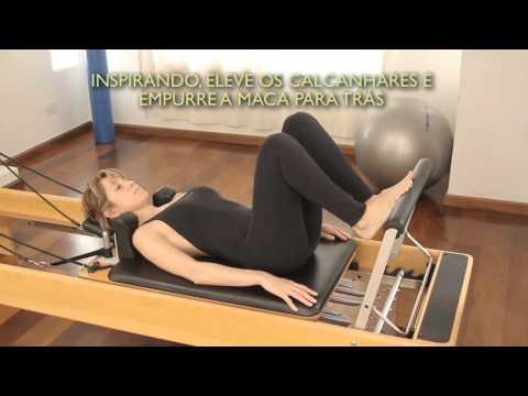 Como fazer o exercício com os dedos dos pés