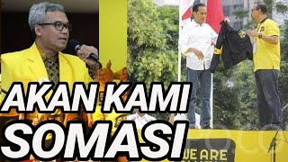 Namanya Dicatut Deklarasi Jokowi, Alumni Ui Meradang;akan Somasi Pihak Terkait;p