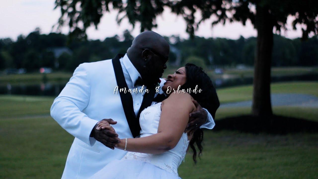 Amanda & Orlando Wedding Highlight Teaser   The Dominion Club   Glen Allen, VA