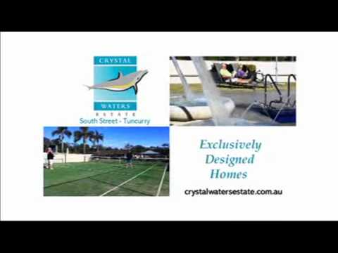 Crystal Waters Estate, Tuncurry - Over 55s lifestyle village, Foster NSW Australia