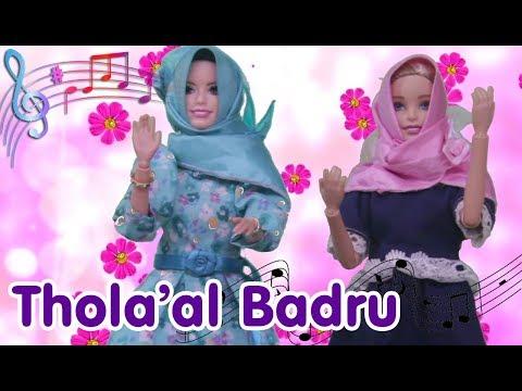 Thola'al Badru | Barbie Muslim Bernyanyi | Lagu Anak Channel