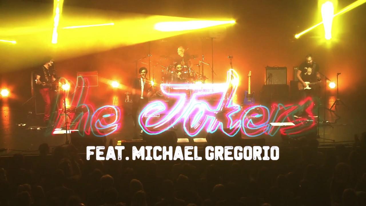 THE JOKERS Feat. Michael Gregorio - Uptown Dance - Live
