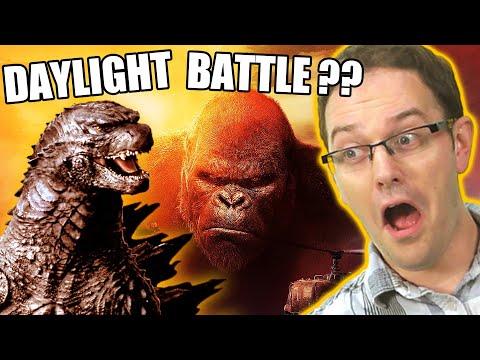 Godzilla Vs Kong (2020) Will They Battle in Daylight??