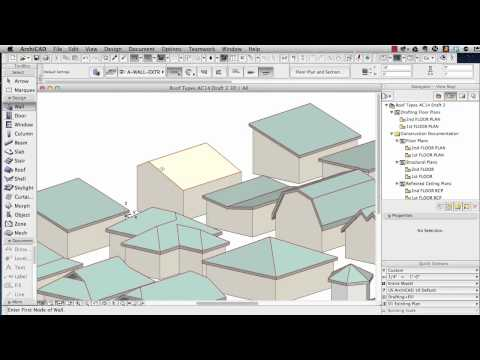 ArchiCAD Training Series Vol.5: Introduction | Doovi
