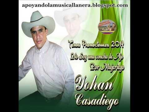 Yohan Casadiego - No Soy Una Concha De Ajo