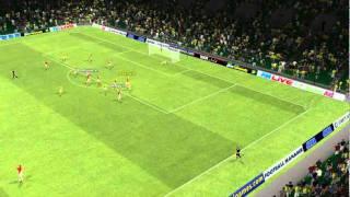 Nantes vs Monaco - Medunjanin Goal 63 minutes