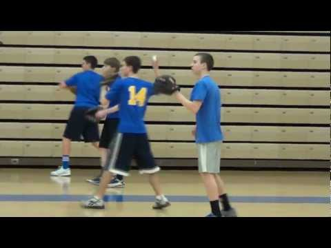 Crawfordsville Baseball: Open Gym Morning Workout #5