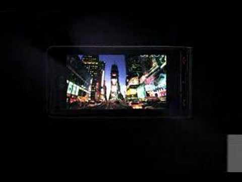 LG KU990 Viewty Promo Video