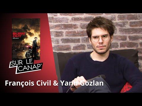 BURN OUT : François Civil et Yann Gozlan sont Sur le Canap' !
