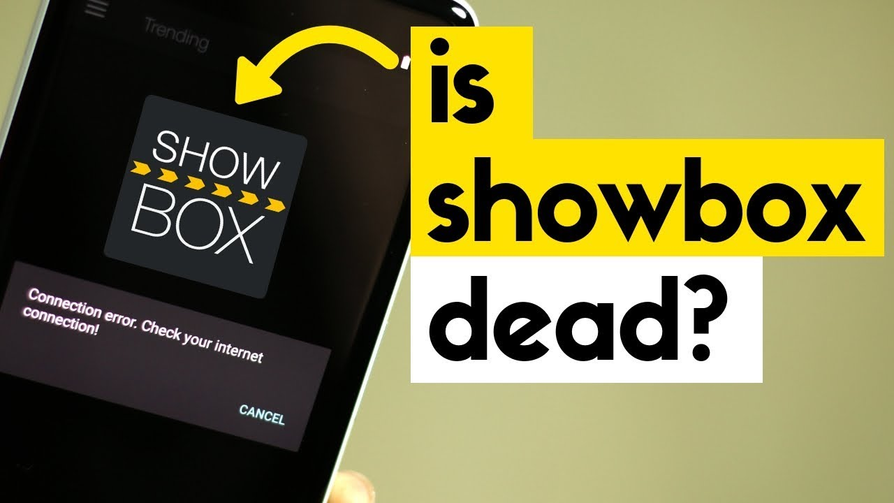 Showbox Apk [v5 35] Official | 60M+ Active Downloads on Android