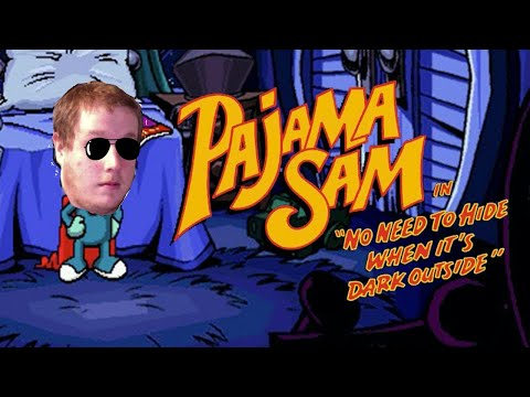 Pajama Sam No Need to Hide When It's Dark Outside Finale |