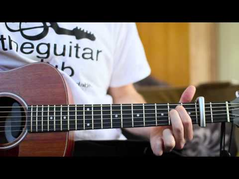 ► Kids - MGMT - Guitar Lesson ✎ FREE Tab