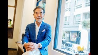 67歲時尚爺爺鹿間卓:台灣的男性,也可以很優雅 thumbnail